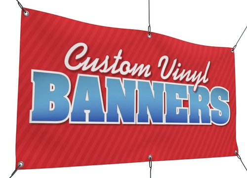 Low Price Vinyl Banners. Top Quality, Large Format