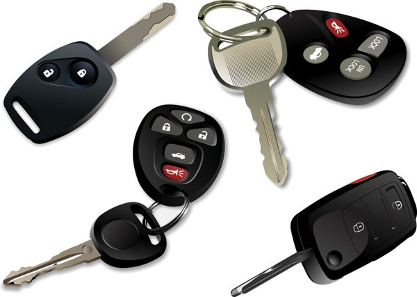 Car Key-Fobs & Other Remote Controls Key-Pad Repair